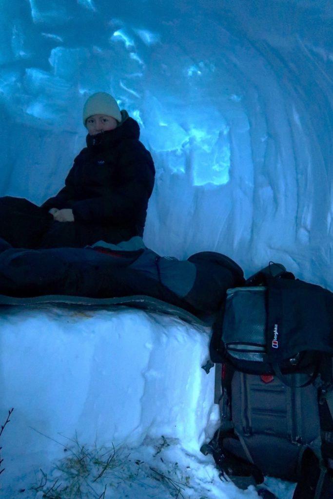 Mitt Sunnmøre Hvem trenger telt om vinteren? ➤ mitt Sunnmøre